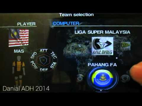 PES 2014 Malaysia Android
