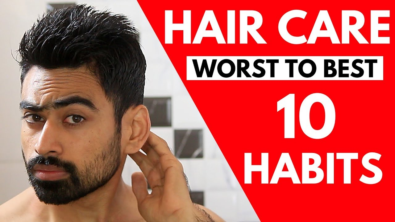 10 Hair Care Habits Ranked from Worst to Best - YouTube