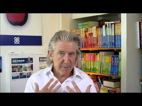 Ask Patrick - Food and Supplements