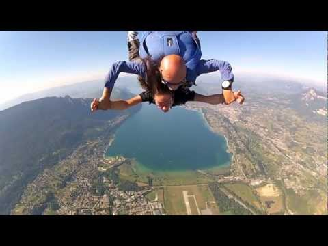 saut en parachute aix
