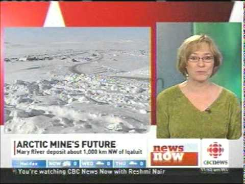 865 Million Tonnes Of Iron-Ore Discovered In Canadian Artic Island