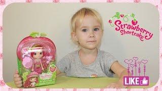 Шарлотта земляничка  куколка Малинка |  Strawberry doll Shortcake