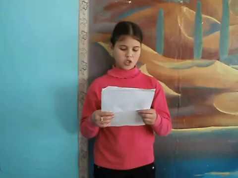 Изображение предпросмотра прочтения – ЛариеСейтхалилова читает отрывок изпроизведения «Бородино» М.Ю.Лермонтова