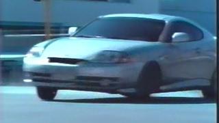Hyundai Tuscani (Tiburon / Coupe) 2001 commercial