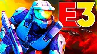 Halo Infinite INTERVIEW BREAKDOWN + LOTS OF DETAILS - Inside Xbox Halo E3 2019