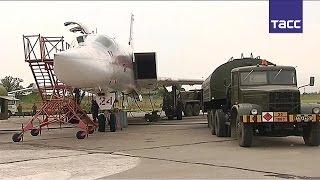 Совет Федерации ратифицировал соглашение о бессрочном размещении авиагруппы РФ в Сирии