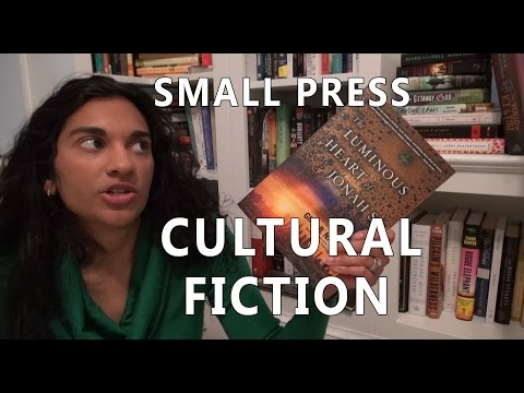 Cultural Fiction from Small Presses!