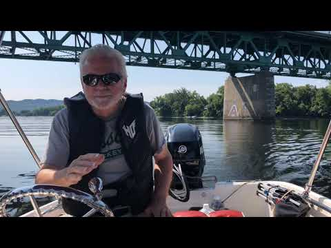 Low Water Warning On Connecticut River