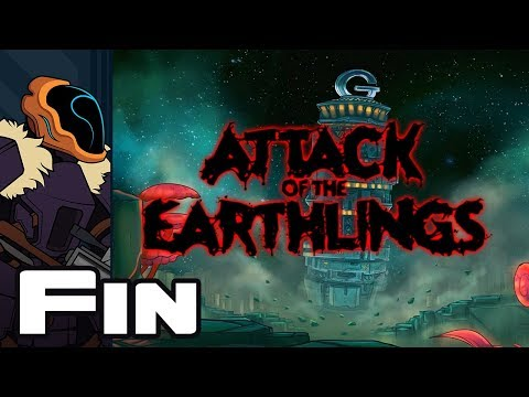 "Let's Play Attack of the Earthlings - Finale - ""Little Tantrum"""