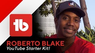 YouTube Starter Kit for Thumbnails by Roberto Blake - TubeBuddy Member Perk