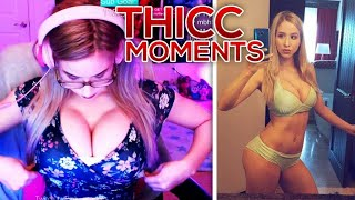 Ultimate Twitch Hot Girls Moments #1