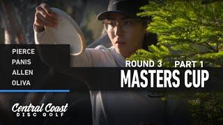 2021 Masters Cup - Round 3 Part 1 - Pierce, Panis, Allen, Oliva