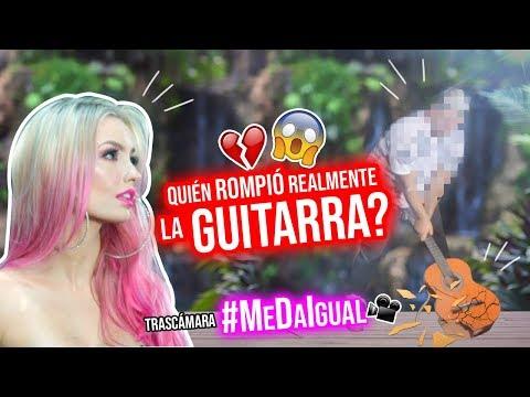 "LO QUE NO VISTE de ""ME DA IGUAL"" - KATIE ANGEL | Trascámaras Parte 1"