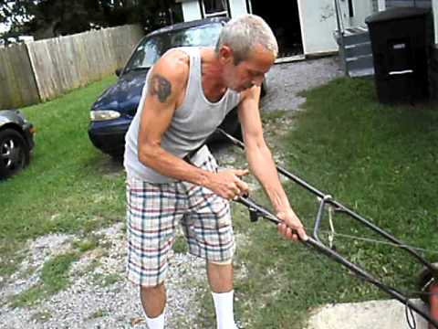 Frank's Fixes: Quick Home Fix for Lawn Mower Kill Cable