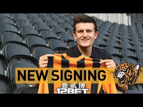 New Signing | Harry Maguire