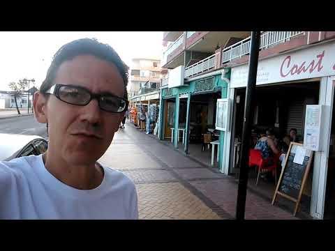 Paseo marítimo Torreblanca Fuengirola