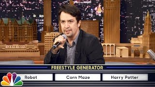 Wheel of Freestyle, Vol. 2 with Lin-Manuel Miranda thumbnail