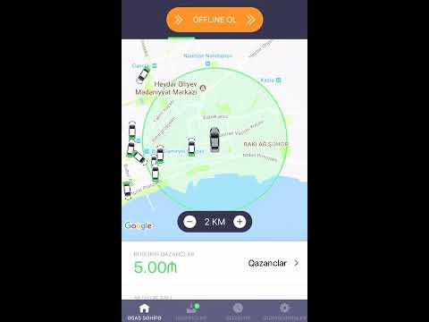 Taxify Driver Training Mute Test