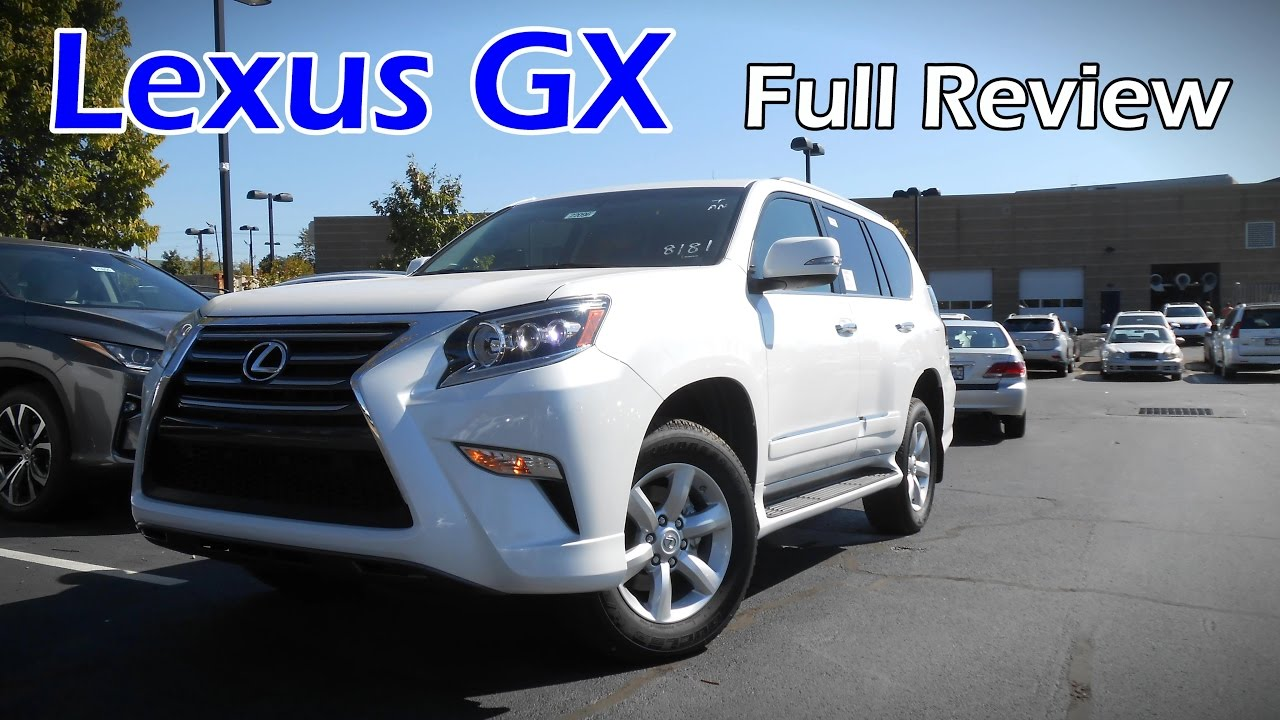 2017 lexus gx 460 full review base premium luxury. Black Bedroom Furniture Sets. Home Design Ideas