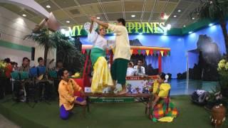 정겨운 남녀의 춤_philippines Dance