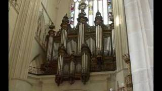 J. S. Bach - Prelude in C minor BWV 546/1 (Luca Massaglia; organ of Nantes Cathedral)