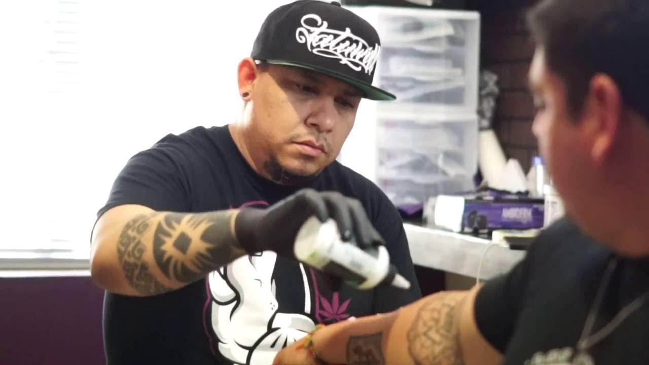 0e655b82129b3 Inspirarte: Rebel Ink Tattoo - YouTube
