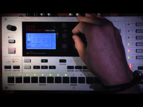 LEM - Elektron Monomachine SFX-60 MK2 (Somatik Techno demo pattern)