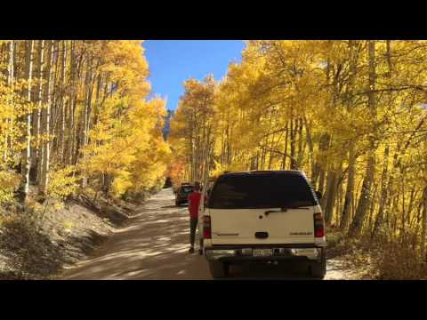 Boreas Pass, CO Fall 2015