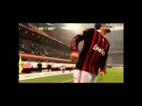 Tutti (ma proprio tutti) i gol di Pato nel Milan.wmv