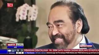 SPECIAL Interview with Surya Paloh, 'The King Maker'  FULL HD 720p