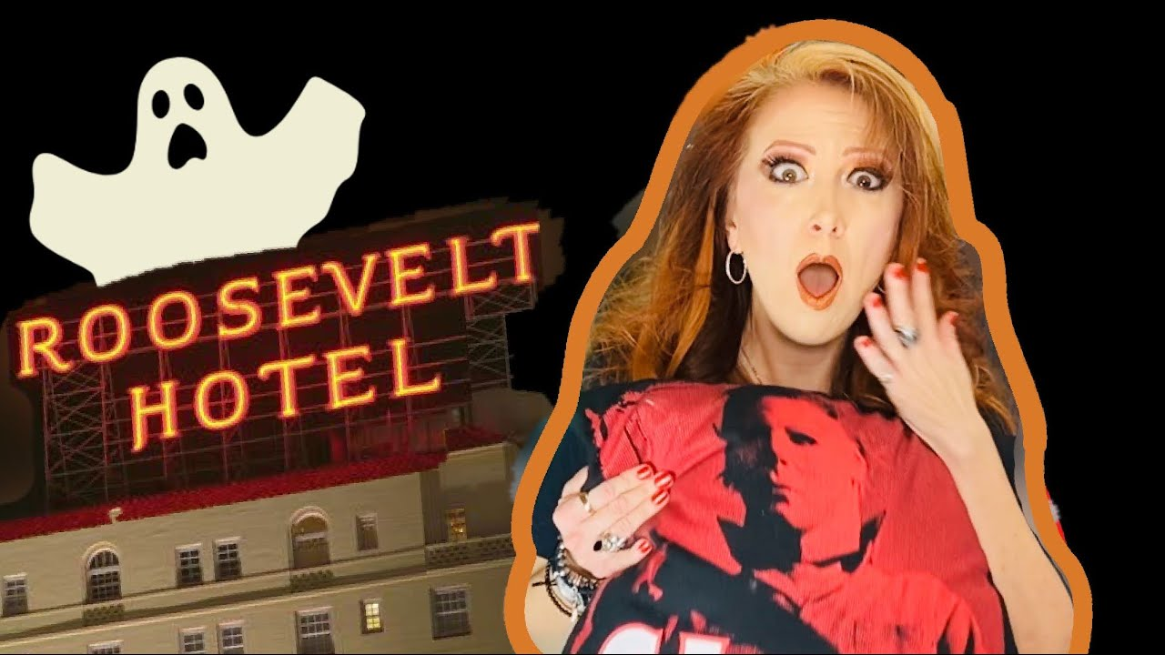 Download What Happened At The Haunted Hollywood Roosevelt Hotel   Paranormal Storytime