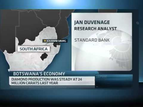 Botswana's Mining Sector With Jan Duvenage