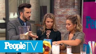 Jessie James Decker Makes Her Favorite Chocolate Smoothie That Helps Her Stay In Shape | PeopleTV