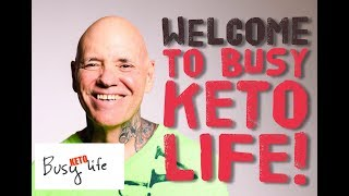Gambar cover Welcome to Busy Keto Life - your Keto success channel!