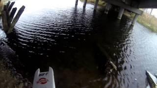 R/C Joysway Catamaran (US-1) - Обзор & заплыв