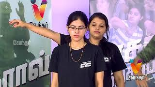 KRAV MAGA | Self Defence 21-08-2017 Putham Puthu Kaalai Vendhar tv Show – Episode 1086