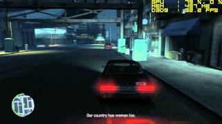 GTA IV Complete Edition - On Intel HD Graphics 4600 (Benchmark & Gameplay)
