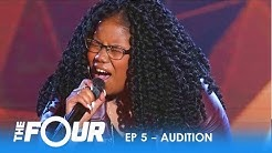 Kateri Blufold: Young CONFIDENT Gospel Singer SLAYS! | S2E5 | The Four