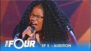 Kateri Blufold: Young CONFIDENT Gospel Singer SLAYS! | S2E5 ...