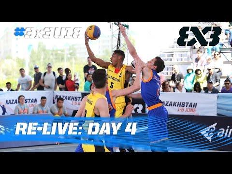 Re-Live: Day 4  - 2016 FIBA 3x3 U18 World Championships