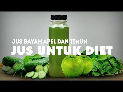 resep-jus-sayur-bikin-langsing- -cara-membuat-jus-sayuran-hijau-untuk-diet
