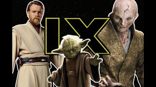 Star Wars Episode 9: 10 Rumours You Need To Know