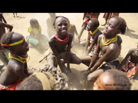 Dassanach tribe. Ethiopia . VIDEO by Mindia Midelashvili 2013 thumbnail