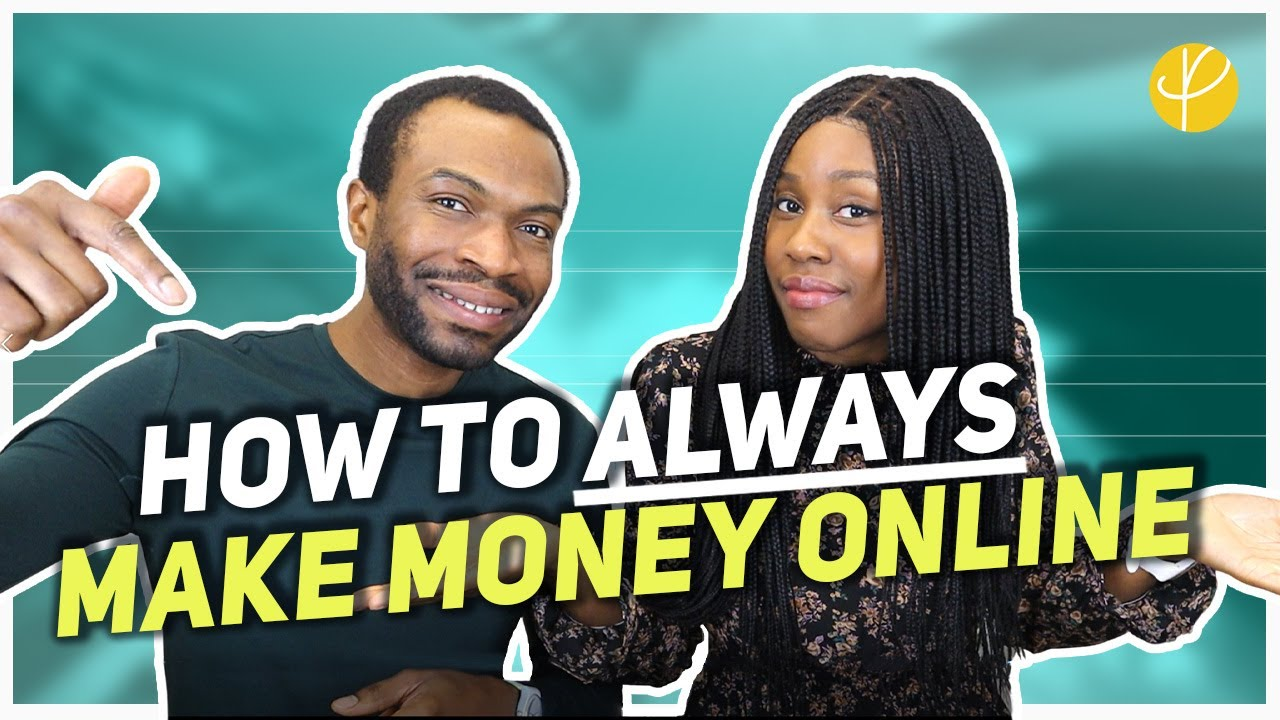9 Reasons Some People ALWAYS MAKE MONEY ONLINE (and others don't)
