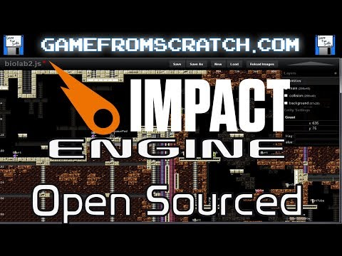 Impact Game Engine Now Free and Open Source