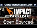 Impact Game Engine Now Free and Open Sou
