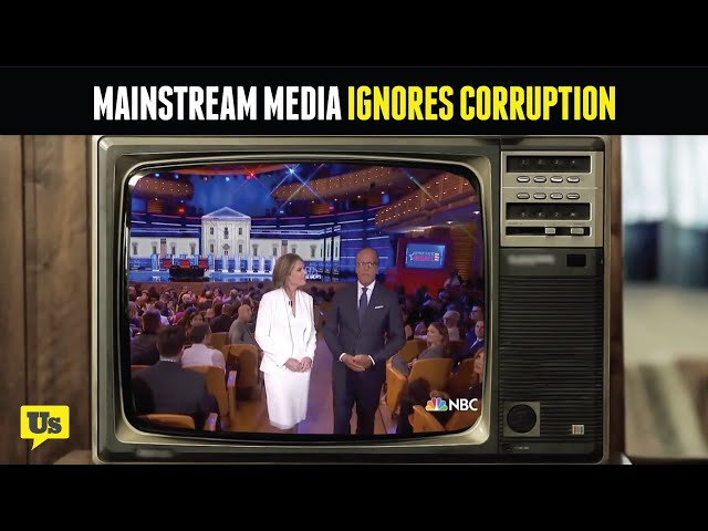 Mainstream Media Ignores Corruption