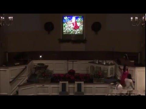 2015 Christmas Eve Service From Dan River Baptist Church