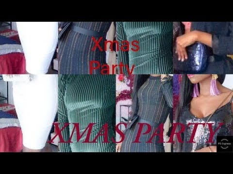 [VIDEO] - CHRISTMAS PARTY : OUTFIT IDEAS LOOKBOOK 🌟 1
