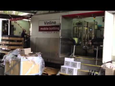 Fraser Gallop Estate Margaret River - Bottling onsite 2012